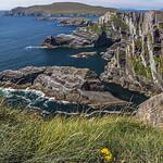 Kerry cliffs.